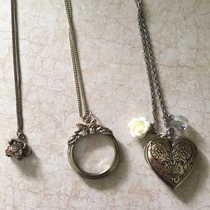 Jewelry - 3 necklace bundle
